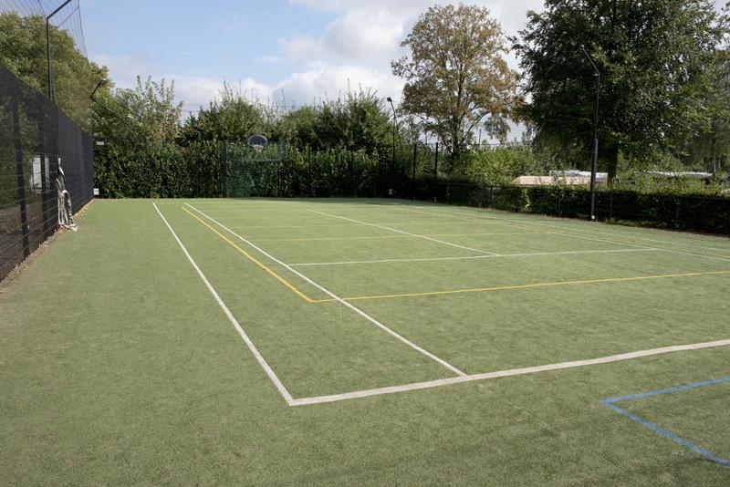 Sportveld Groepsaccommodatie Nijmegen