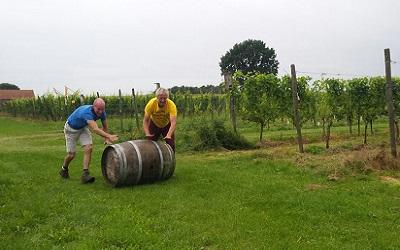 Wijnvatrollen Groesbeek
