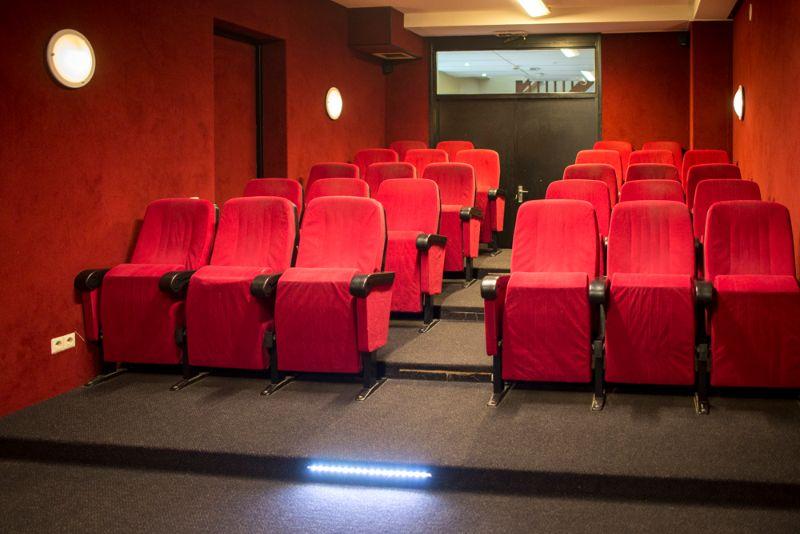 Bioscoop Groepsaccommodatie Nijmegen