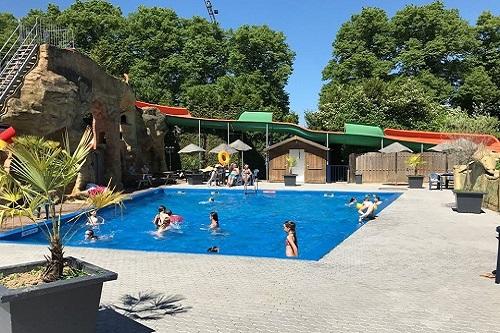 Zwembad Groesbeek, overzicht
